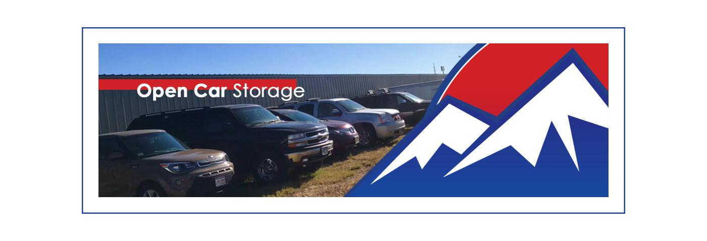 Open Car Storage Services in Belgrade, MT