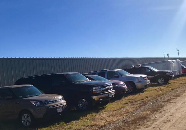 Vehicle Outside Storage in Belgrdade, MT